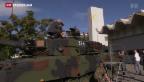 Video «Armee muss nach Gripen-Nein auf 800 Millionen verzichten» abspielen
