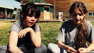 Video «Emilie (10) und Elisabeth (10) aus Genf» abspielen