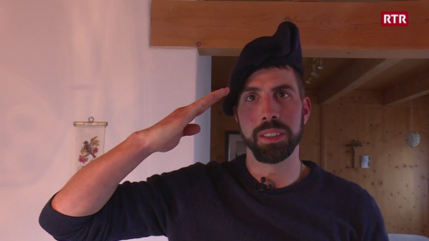 Laschar ir video «Gardist returnà - Duri Coray»