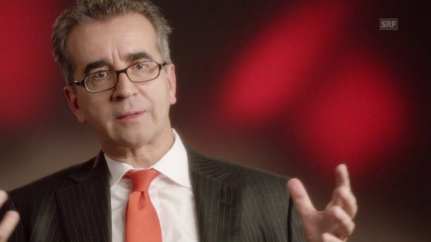 Video «Joseph Jung und Hans Peter Treichler über das Erbe Eschers» abspielen