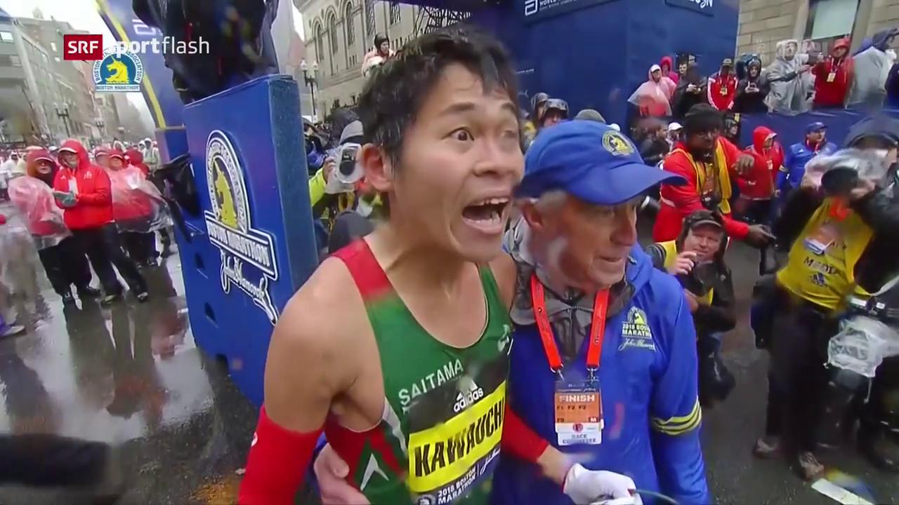 Kawauchi: Ein ungläubiger wie auch überraschender Sieger