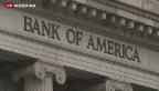 Video «Rekord-Busse für die Bank of America» abspielen