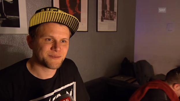 Video «Knackeboul über sein Privatleben» abspielen