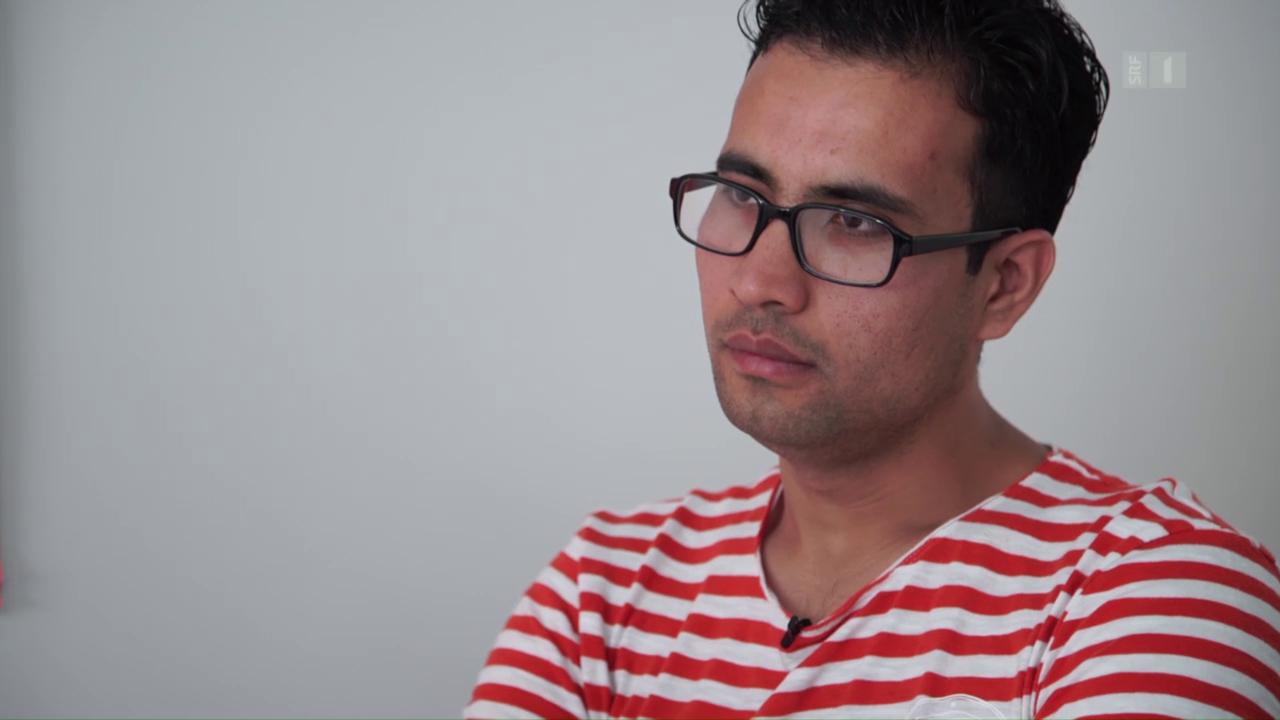Vom Flüchtling zum Lehrling: Ali Heidari in der Hotelküche