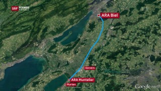 Video «Abwasserstreit im Freiburger Seeland » abspielen