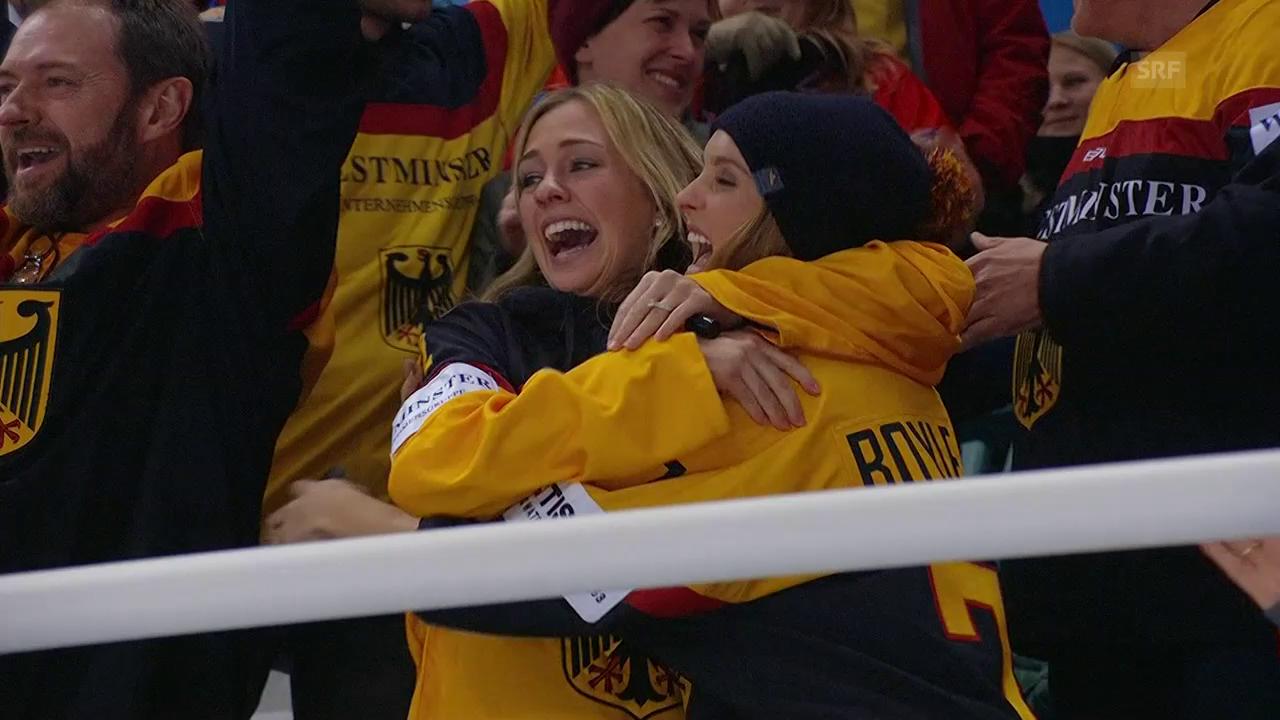 Das deutsche Eishockeymärchen in Pyeongchang