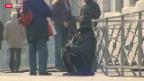 Video «Härtere Gangart gegen Bettler in Lausanne» abspielen