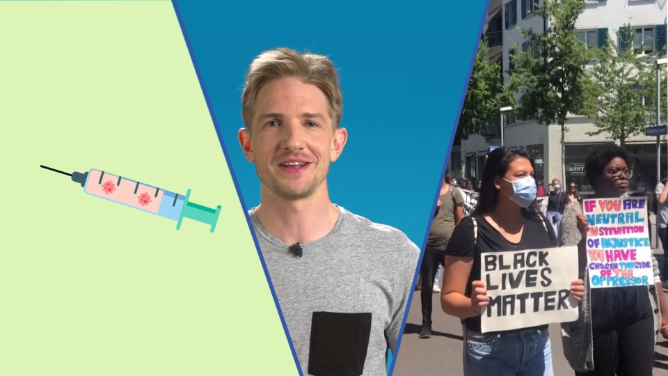 Kinder-News: Proteste in den USA und Suche nach einem Impfstoff (Staffel 1, Folge 2)