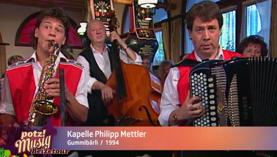 Kapelle Philipp Mettler