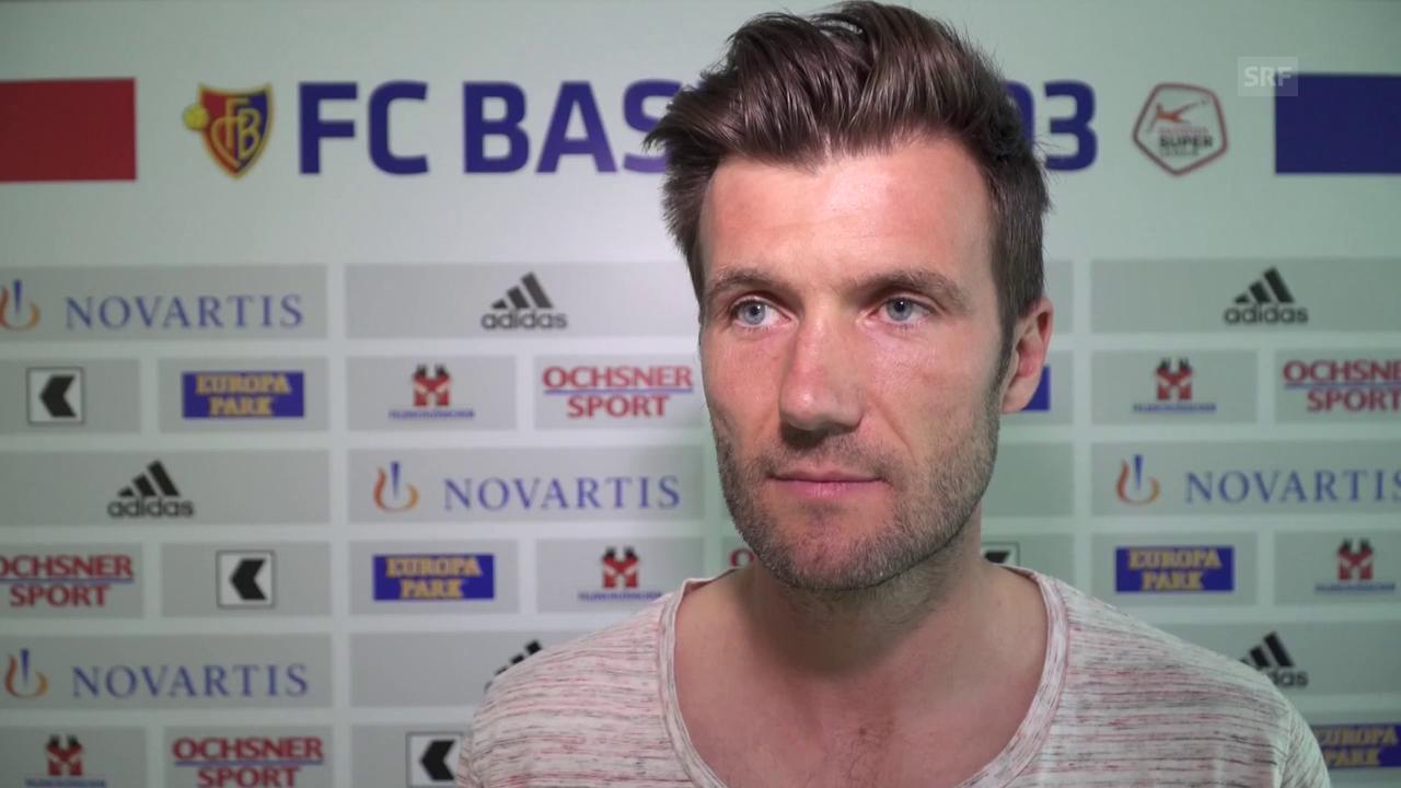FCB-Coach Wicky: «Wollen die grossen Teams ärgern»