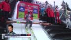 Video «Skispringen: Weltcup Willingen, Sprung Deschwanden» abspielen