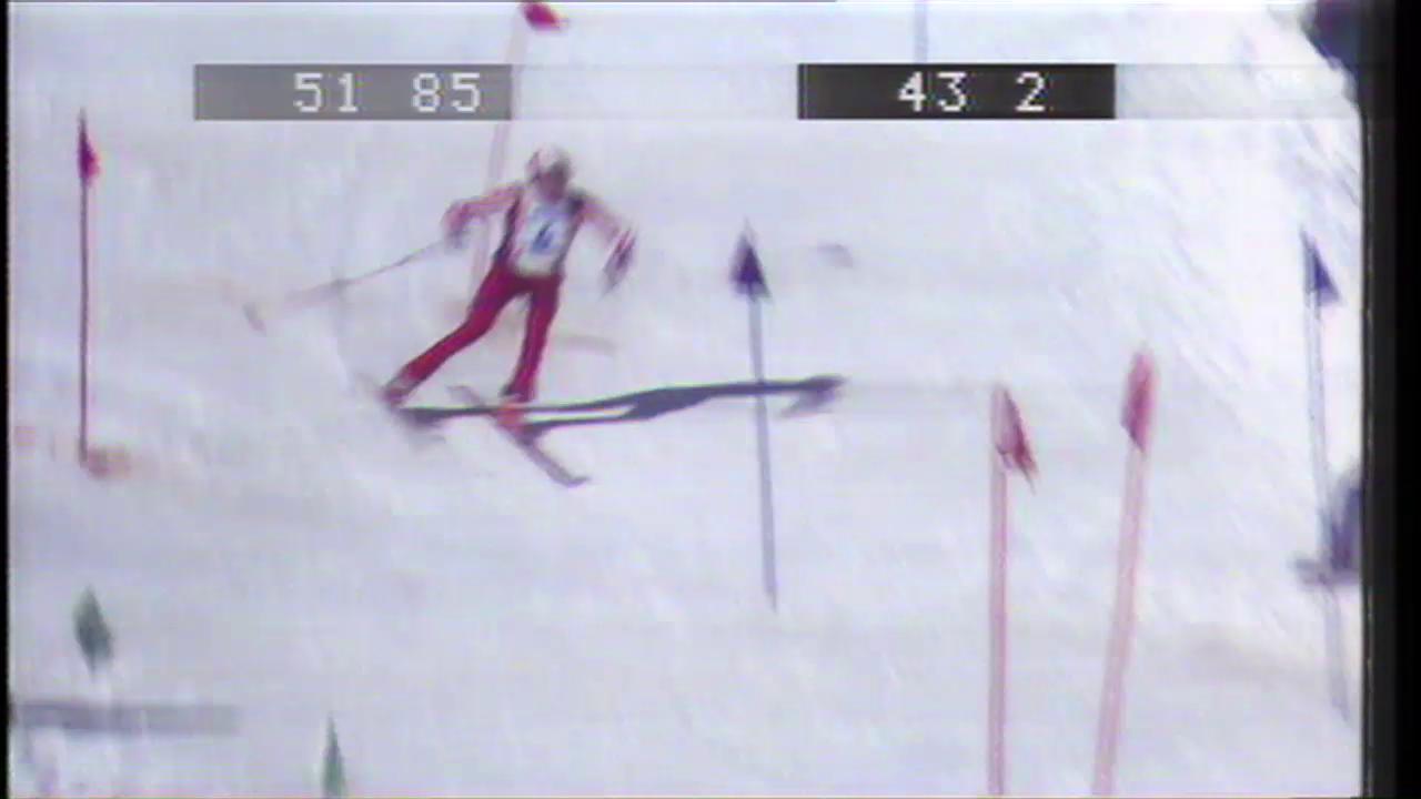 Thöni holt Slalom-Gold