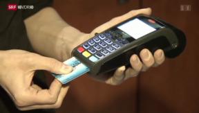 Video «Keine Kreditkarten für unter 25-Jährige?» abspielen