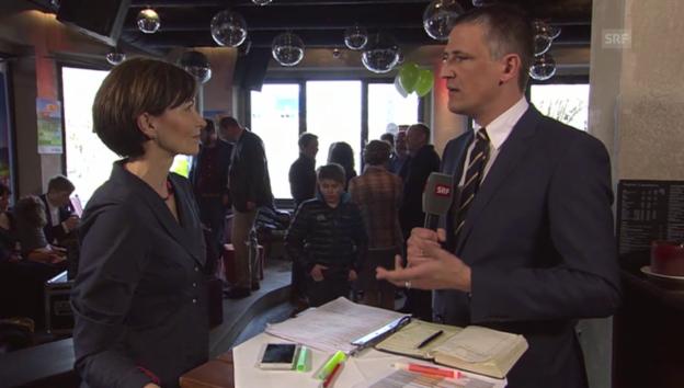 Video «Nationalrätin Regula Rytz (Grüne/BE)» abspielen