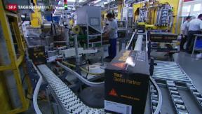 Video «Schwellenländer verhelfen Sika zu Rekordzahlen» abspielen