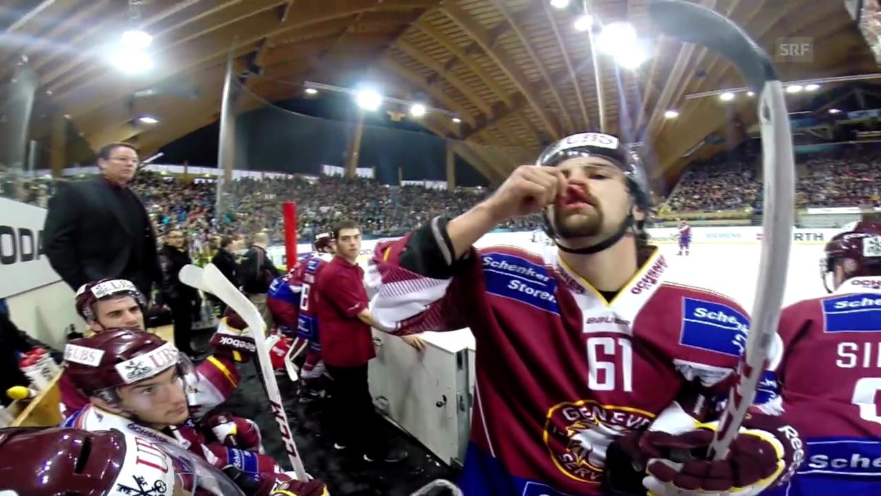 Eishockey: Spengler Cup, Servette Inside («sportlive», 27.12.2013)