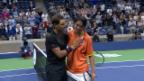 Video «Nadal siegt nach Startschwierigkeiten» abspielen