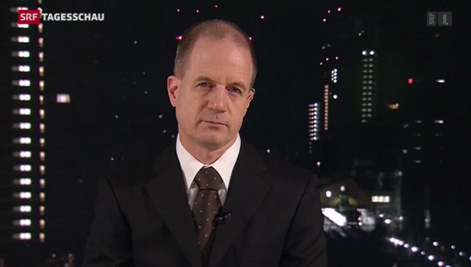 Einschätzungen von SRF-Korrespondent Thomas Stalder