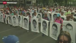 Video «Aufruhr in Mexiko» abspielen