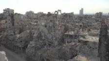 Video «Die einstige Millionenstadt Homs ist nur noch eine Ruine» abspielen