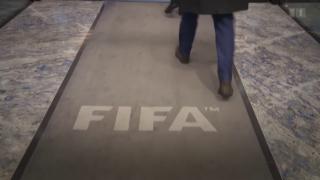 Video «Vetternwirtschaft bei der Fifa» abspielen