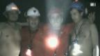 Video «Know-how aus der Schweiz für Minenarbeiter in Chile» abspielen