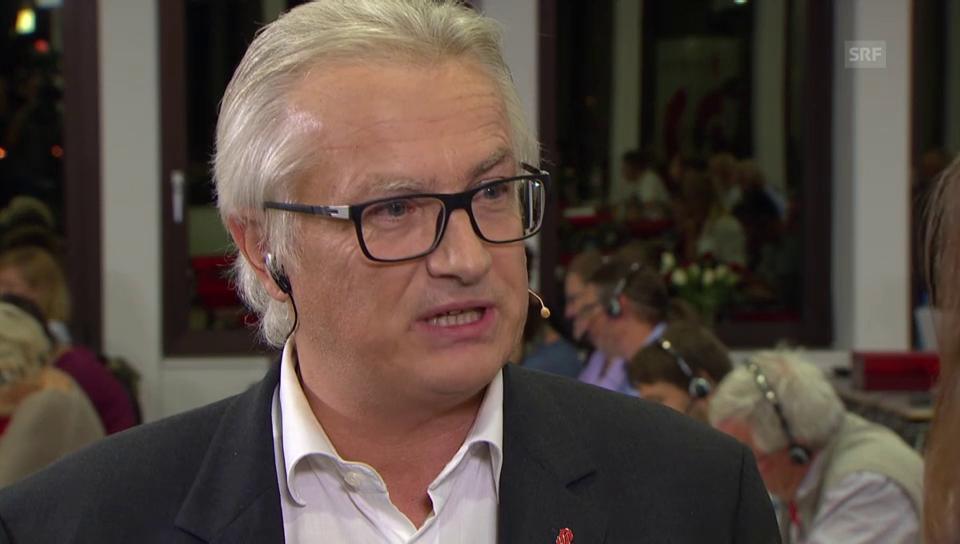 Glückskette-Direktor Tony Burgener im Interview