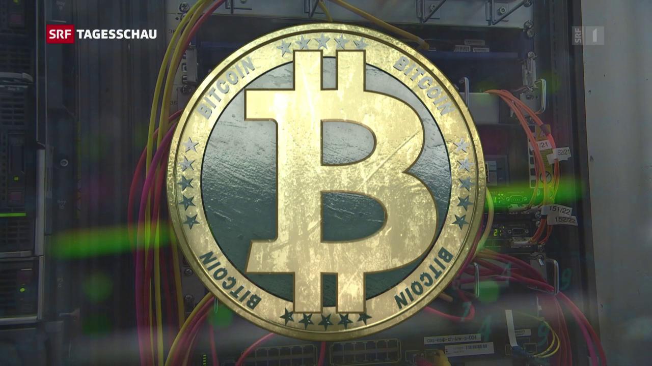 Bitcoin-Kurs fällt unter 10'000 Dollar