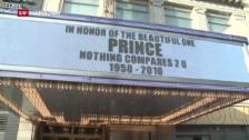 Video «Prince-Fans trauern um ihren Helden» abspielen