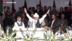 Video «Afghanistan vor der Präsidentschaftswahl» abspielen