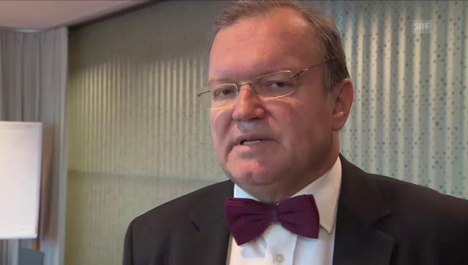 Longchamp: «Widmer-Schlumpf hat grosse Glaubwürdigkeit»