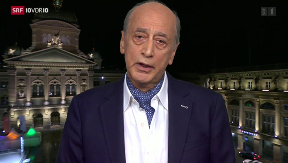 Farhad Afshar: «Muslime weltweit grenzen sich von Extremisten ab»