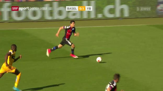 Video «Gerechtes Remis bei Basel-YB» abspielen