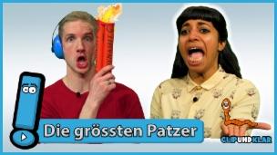 Video «Die lustigsten Patzer und Versprecher» abspielen