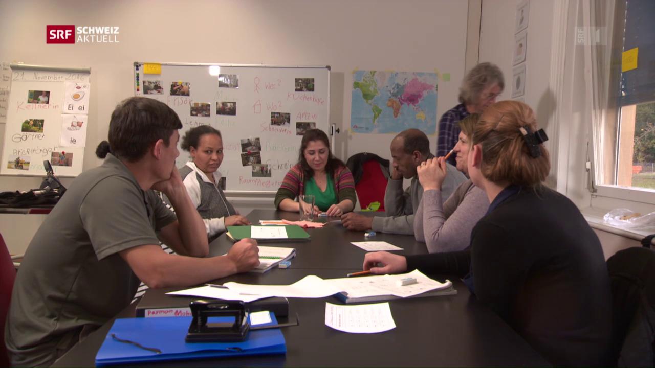 Kanton will bei Sprachkursen sparen