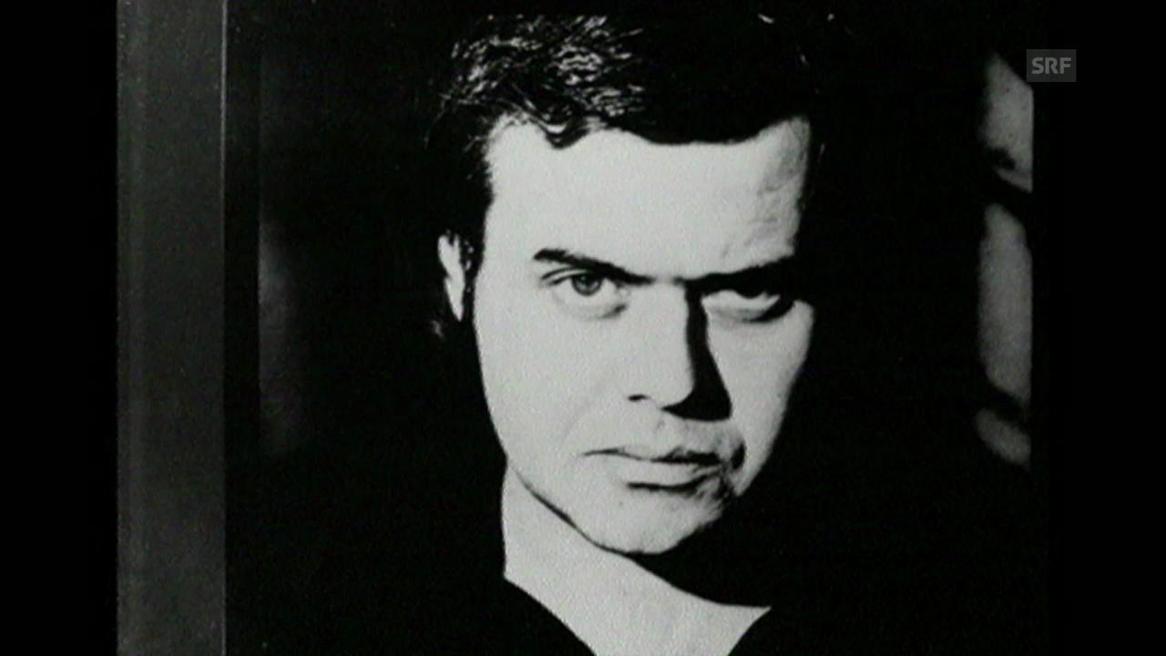 Portrait HR Giger und Gratulation zum Oscar (Karussel 15.4.1980)