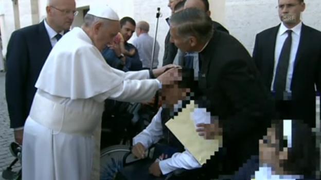 Video «Der angebliche Exorzismus des Papstes» abspielen