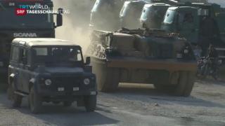 Video «Türkei plant Offensive gegen Kurden» abspielen