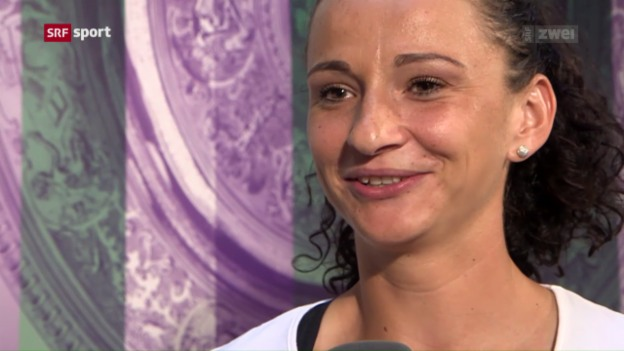 Video «Amra Sadikovics grosser Tag» abspielen