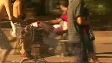 Video «Plünderungen in Córdoba» abspielen