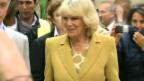 Video «Herzogin Camilla hat ihren ersten Solo-Auftritt» abspielen