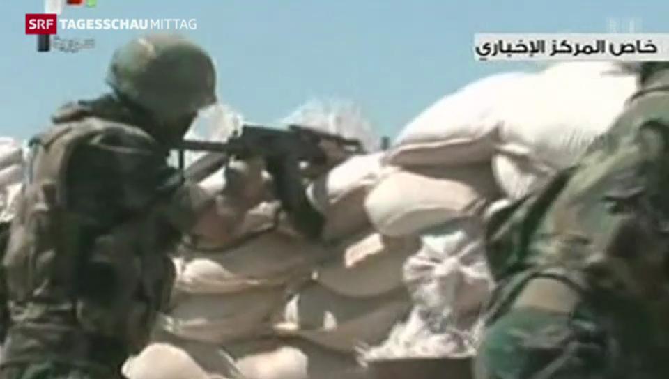 UNO-Bericht über Chemiewaffen in Syrien