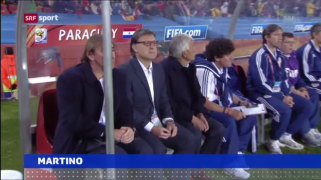 Video «Martino neuer Barcelona-Coach («sportaktuell»)» abspielen