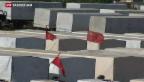 Video «Nervosität an der russisch-ukrainischen Grenze» abspielen
