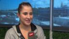 Video Bencic: «Weiss nicht, wie ich das geschafft habe» abspielen.