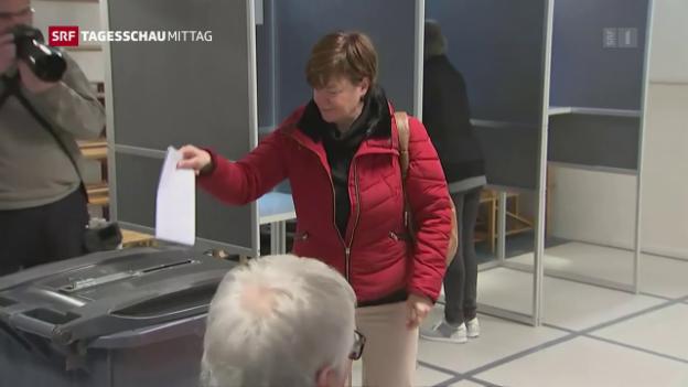 Video «Niederlande im Wahlfieber» abspielen
