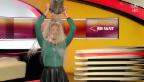 Video «Annina Frey duscht die ARD» abspielen