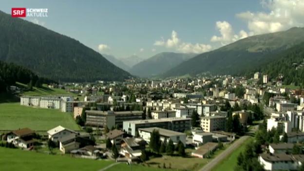 Video «Davos in Not» abspielen