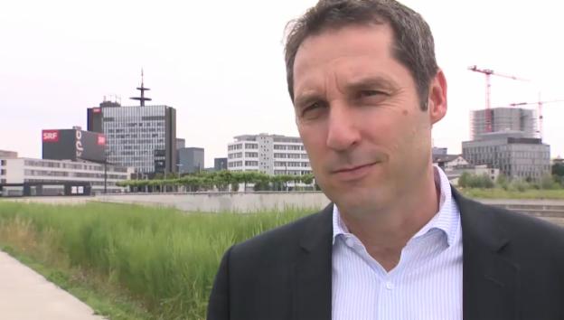 Video «Urs Wiedmer vor letzter «Arena»-Sendung» abspielen