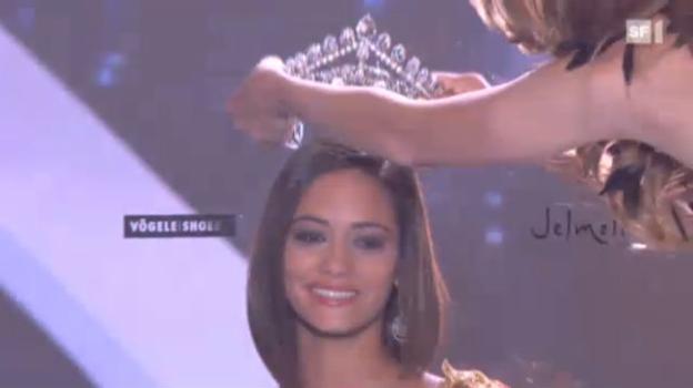 Video «Aus für Miss Schweiz im SF» abspielen